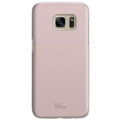 English Lavender Color Case Samsung S7