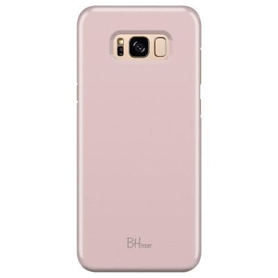 English Lavender Color Case Samsung S8 Plus