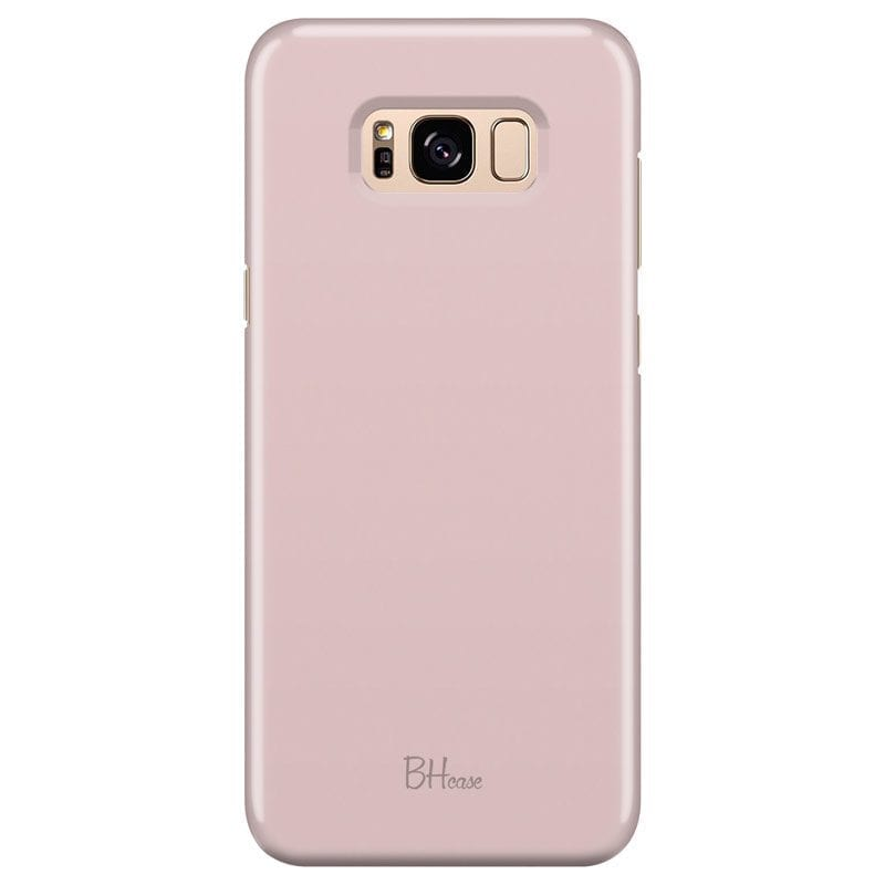 English Lavender Color Case Samsung S8