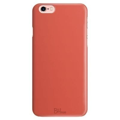 Fire Opal Color Case iPhone 6/6S