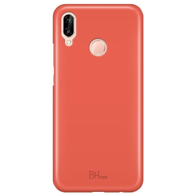 Fire Opal Color Case Huawei P20 Lite/Nova 3E