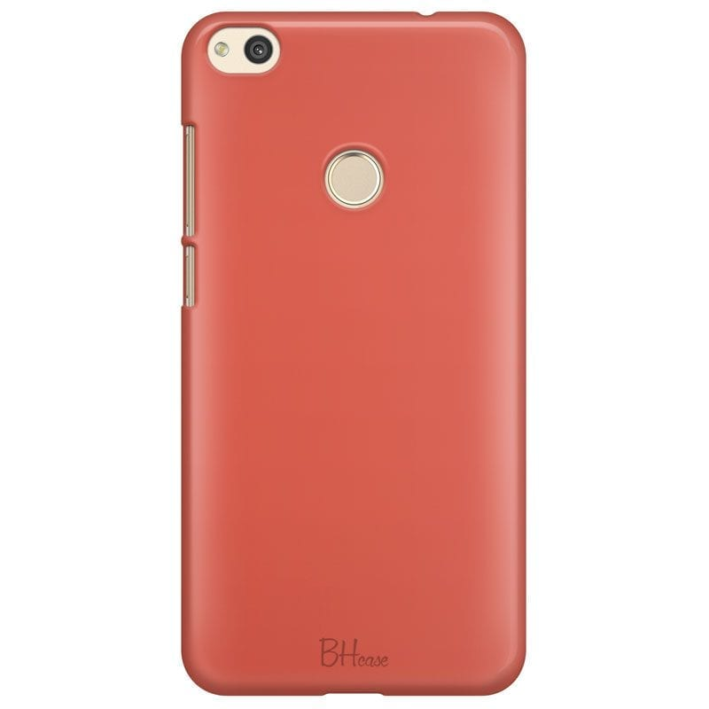 Fire Opal Color Case Huawei P8 Lite