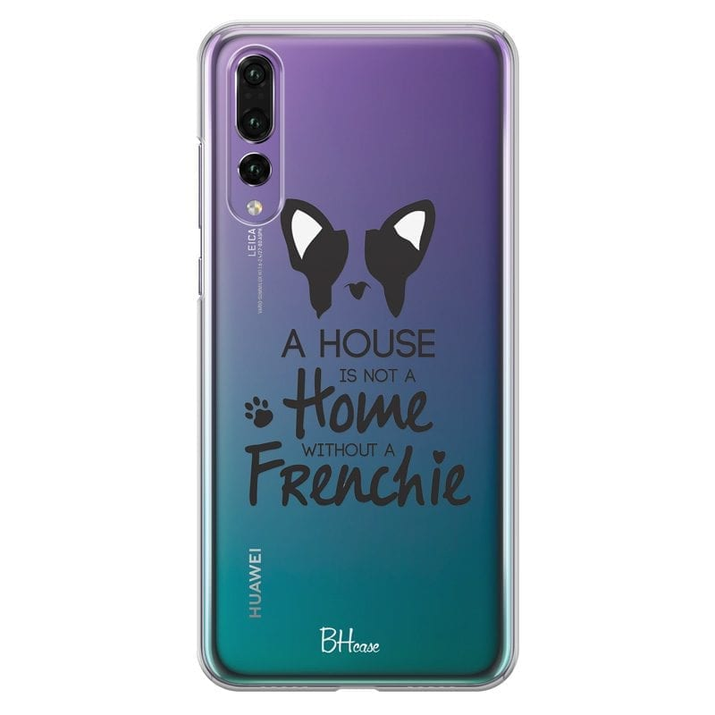 Frenchie Home Case Huawei P20 Pro