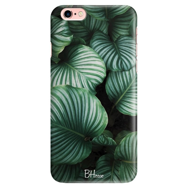 Green Leaves Case iPhone 6/6S