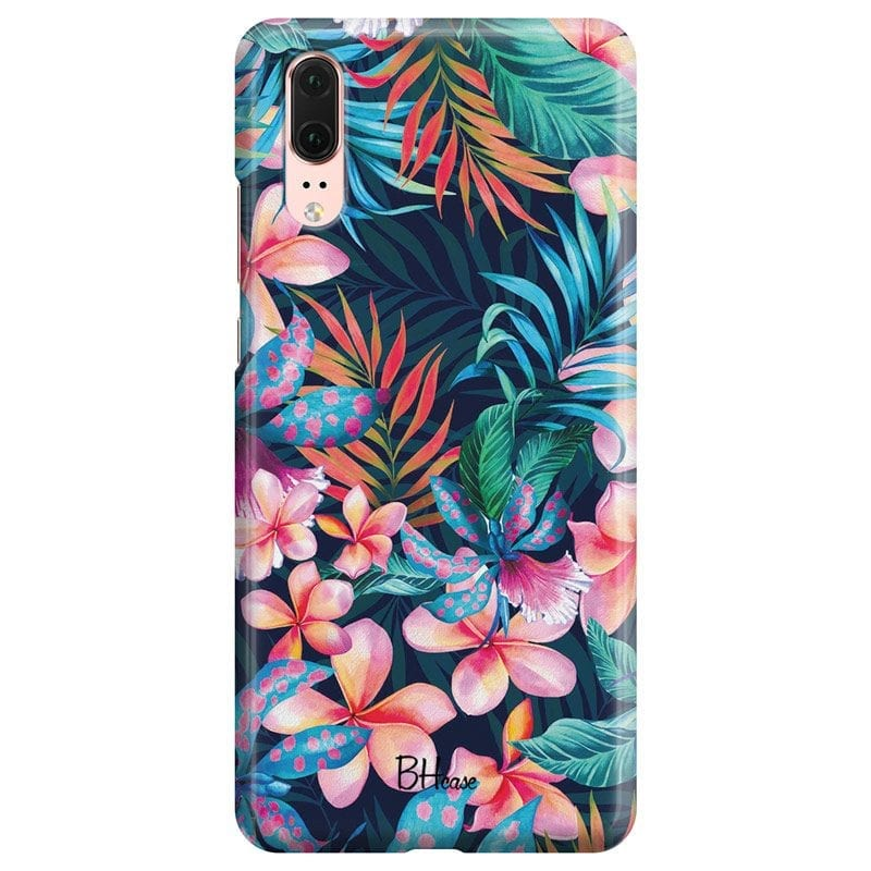 Hawai Floral Case Huawei P20