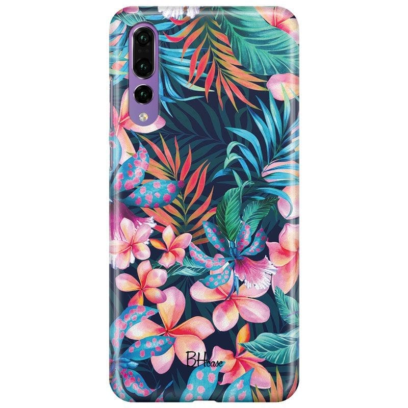 Hawai Floral Case Huawei P20 Pro
