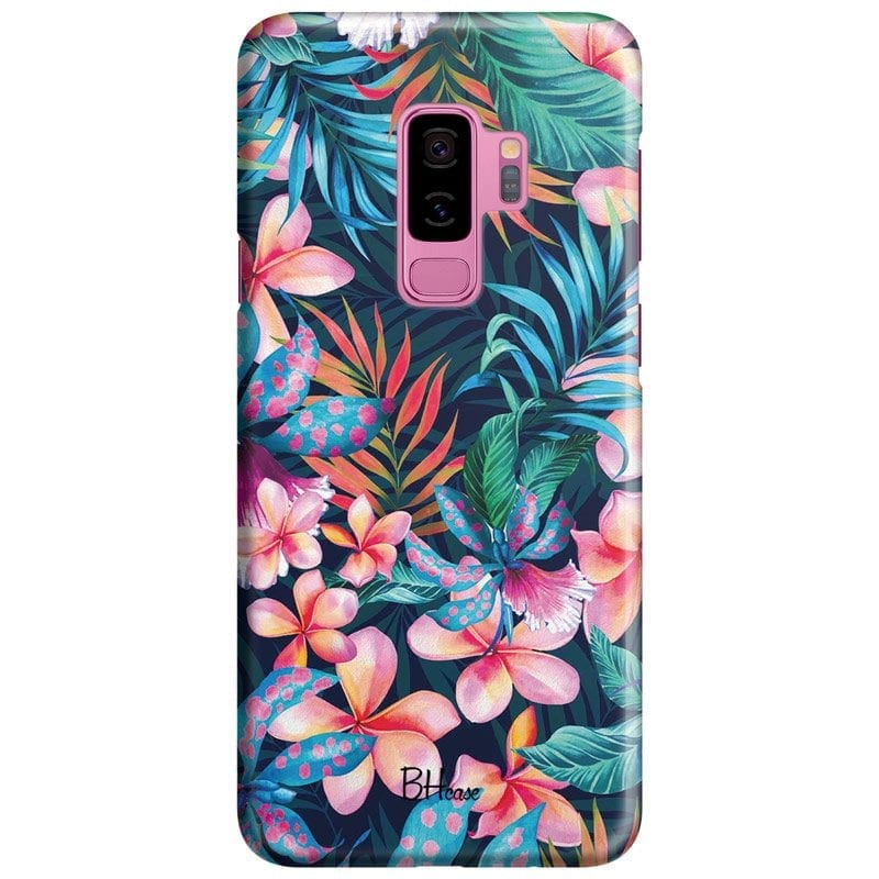 Hawai Floral Case Samsung S9 Plus