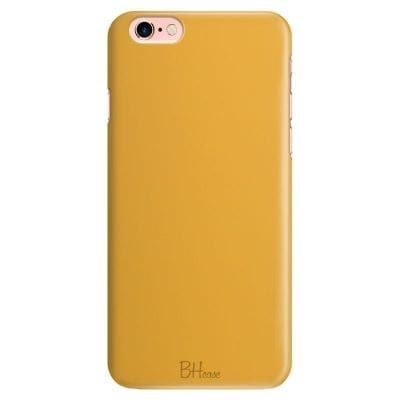 Honey Yellow Color Case iPhone 6/6S