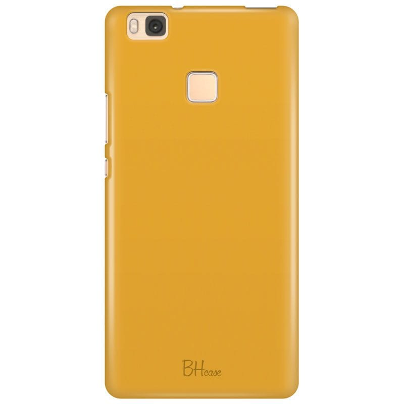 Honey Yellow Color Case Huawei P9 Lite