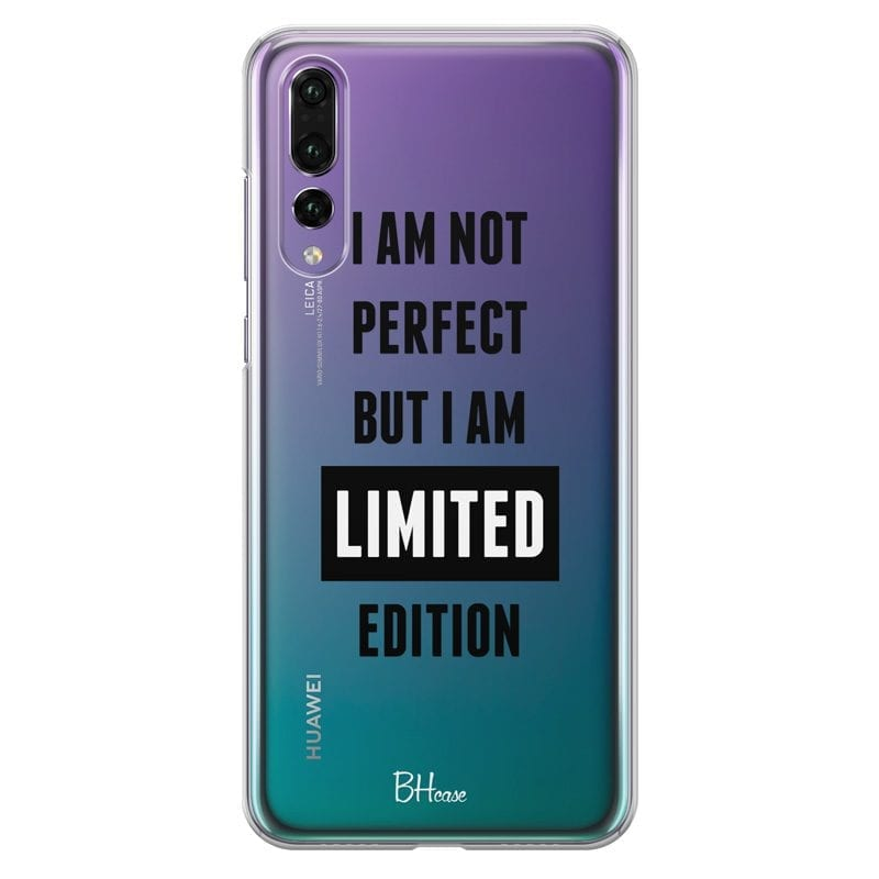 I Am Limited Edition Case Huawei P20 Pro