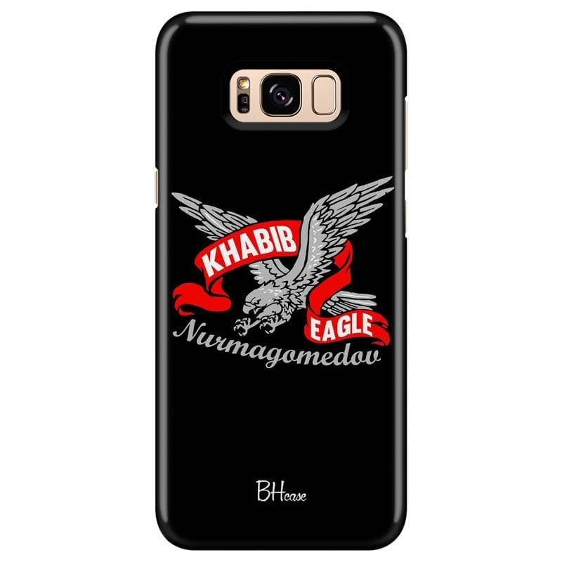 Khabib Eagle Case Samsung S8 Plus
