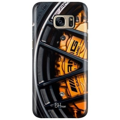 Mercedes Wheel Case Samsung S7 Edge