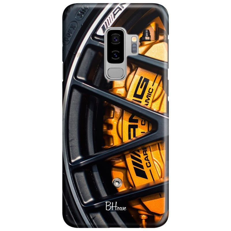 Mercedes Wheel Case Samsung S9 Plus