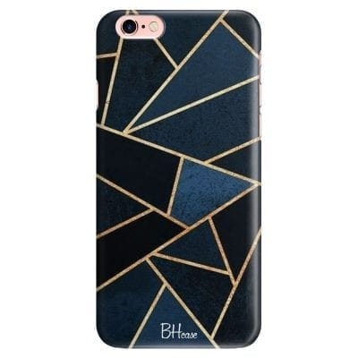 Midnight Geometric Case iPhone 6/6S