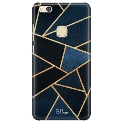 Midnight Geometric Case Huawei P10 Lite