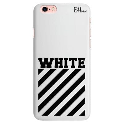 Off White Case iPhone 6/6S