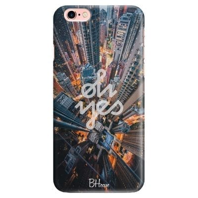 Oh Yes Case iPhone 6/6S