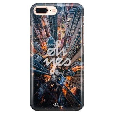 Oh Yes Case iPhone 7 Plus/8 Plus
