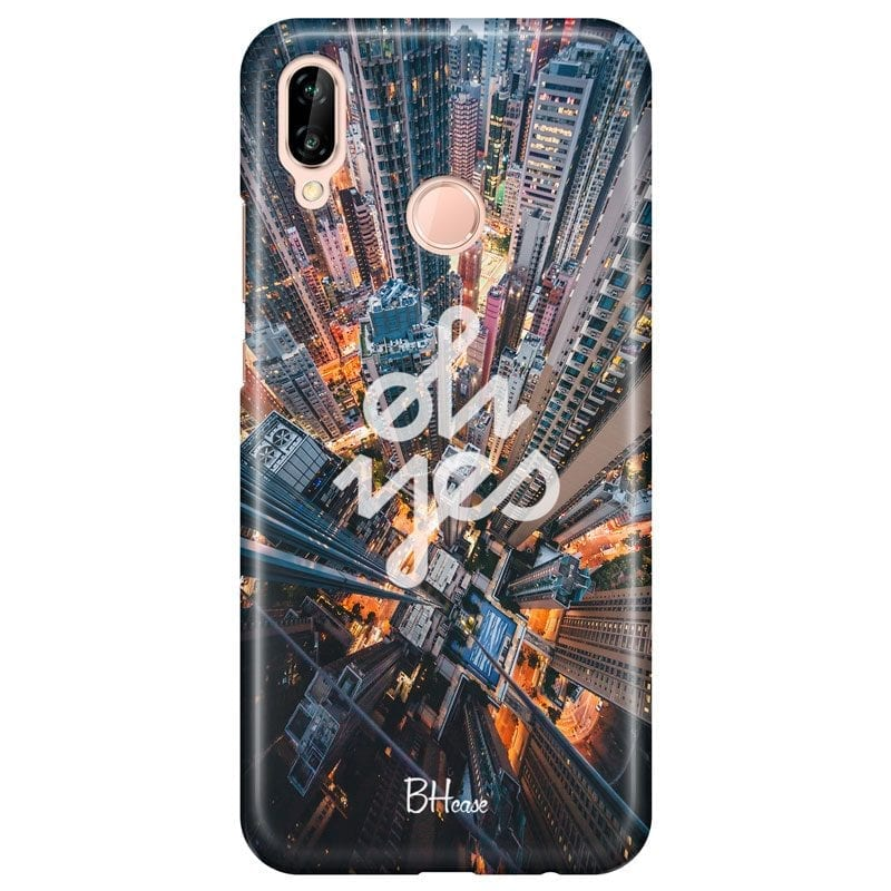 Oh Yes Case Huawei P20 Lite
