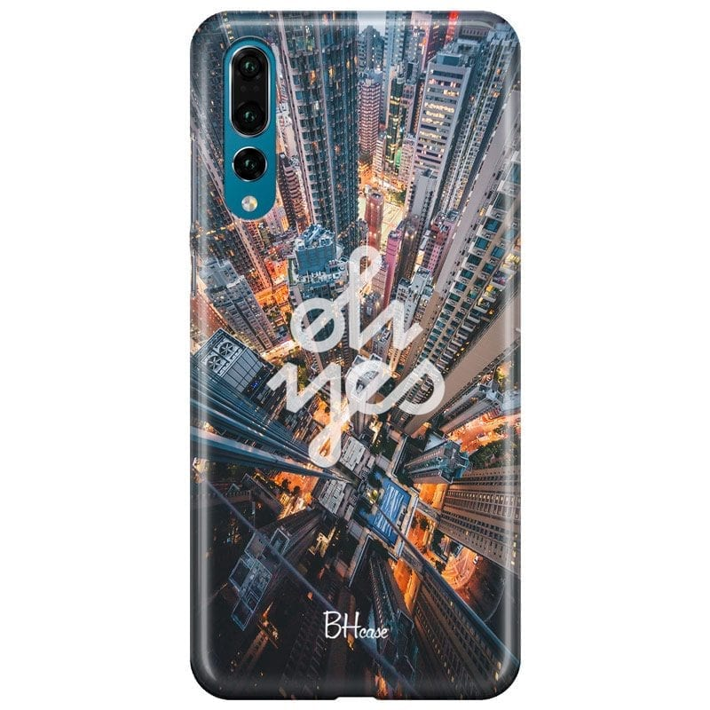 Oh Yes Case Huawei P20 Pro