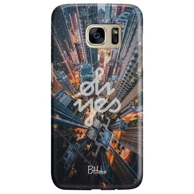 Oh Yes Case Samsung S7