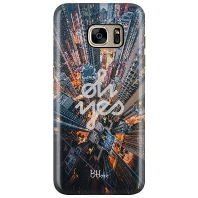 Oh Yes Case Samsung S7 Edge