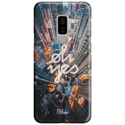 Oh Yes Case Samsung S9 Plus