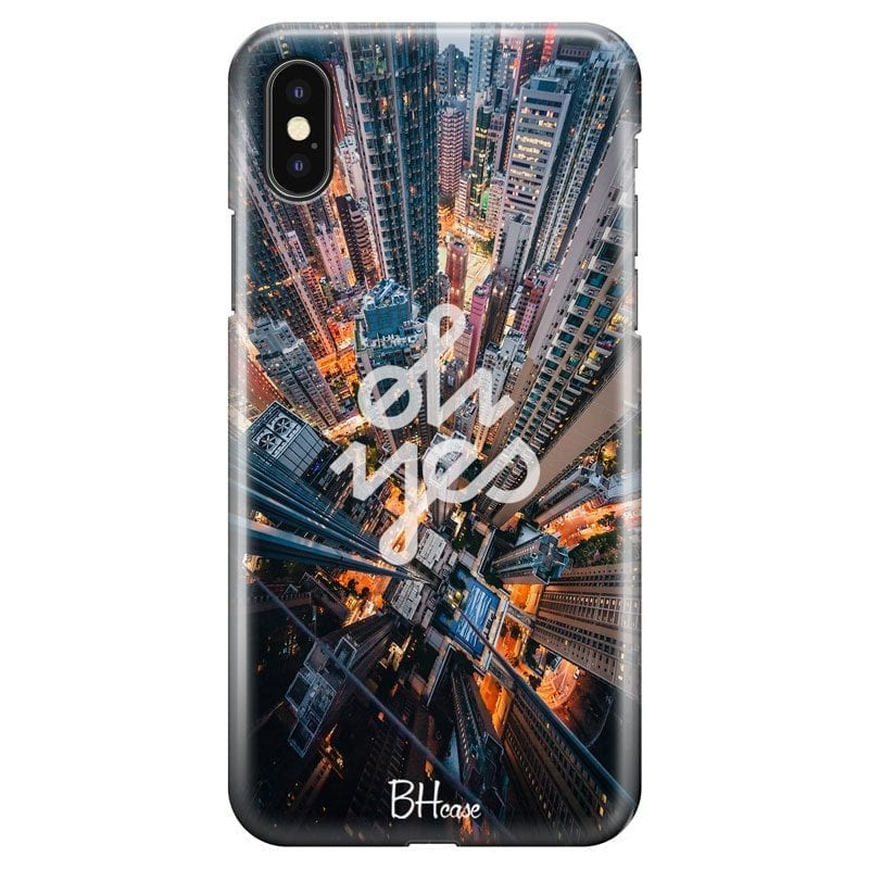 Oh Yes Case iPhone XS Max