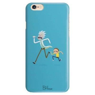 Rick And Morty Case iPhone 6/6S