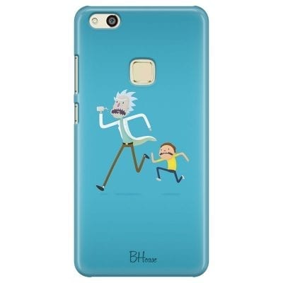 Rick And Morty Case Huawei P10 Lite