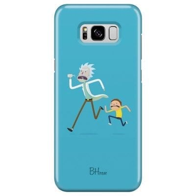 Rick And Morty Case Samsung S8