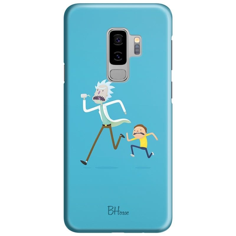 Rick And Morty Samsung S9 Plus