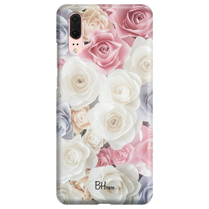 Roses Old Case Huawei P20