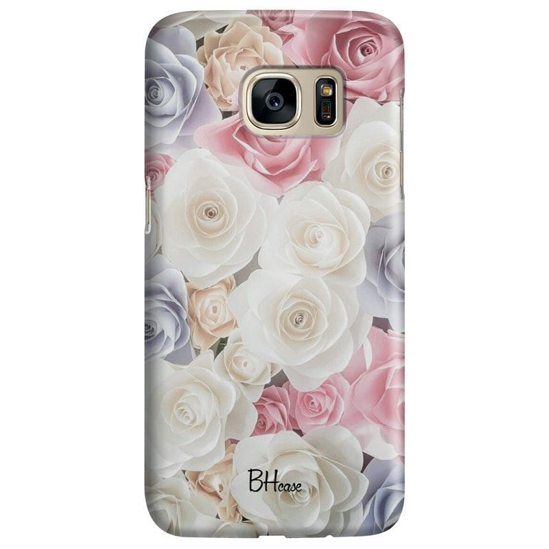 Roses Old Case Samsung S7