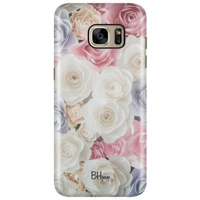 Roses Old Case Samsung S7 Edge