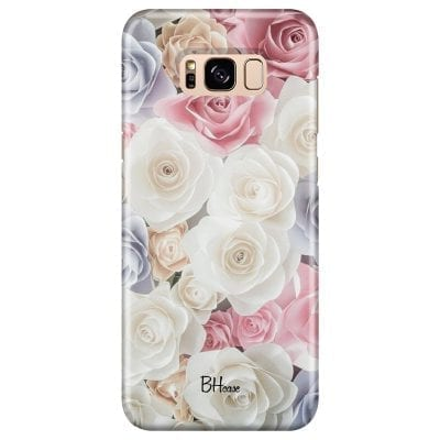 Roses Old Case Samsung S8