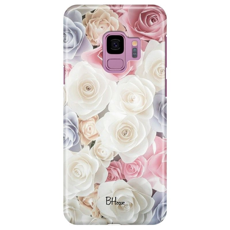 Roses Old Case Samsung S9