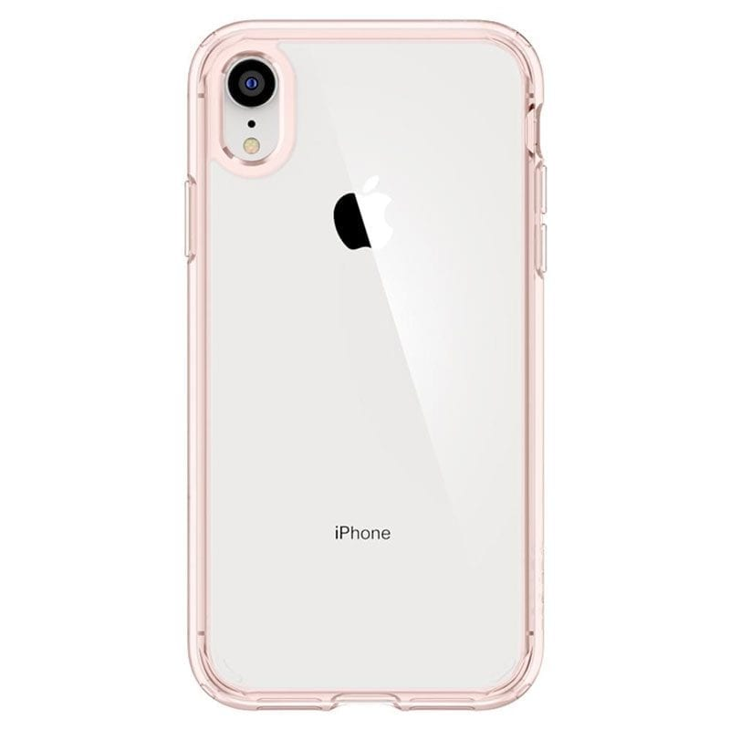 Spigen Ultra Hybrid Rose Crystal Case iPhone XR