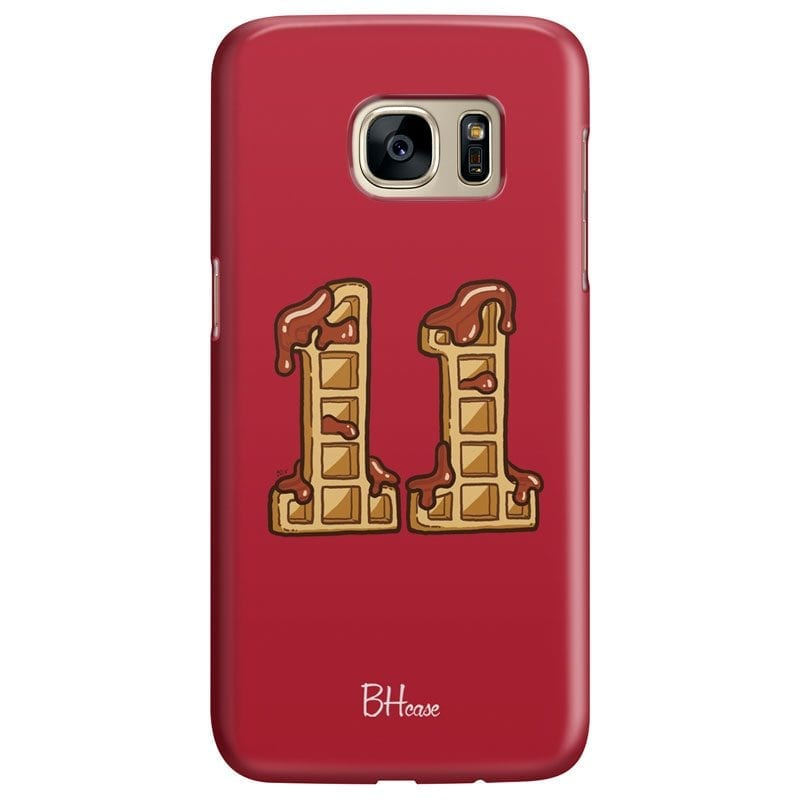Stranger Things Eleven Case Samsung S7