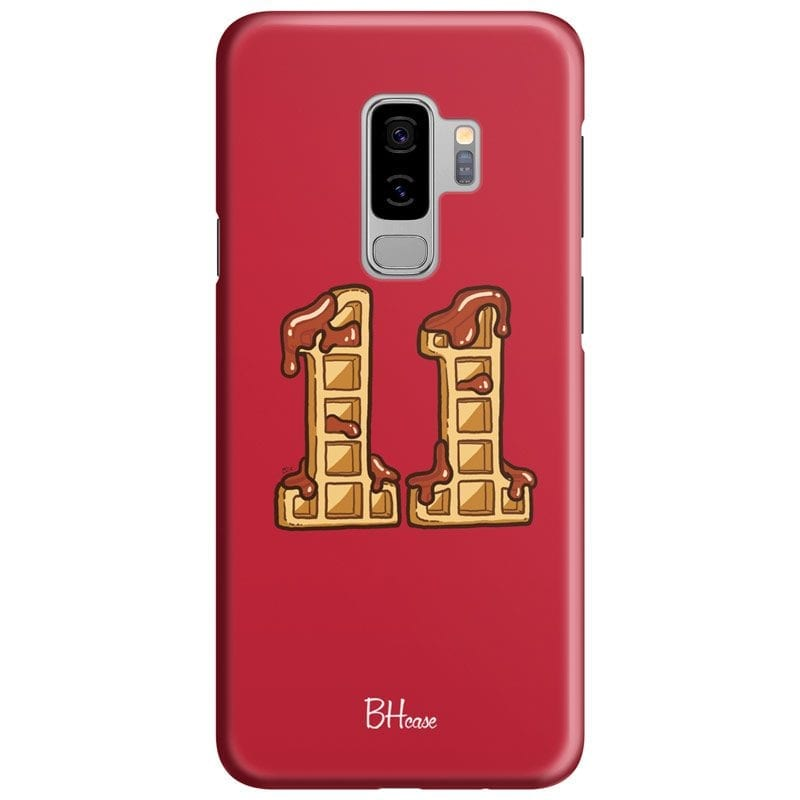 Stranger Things Eleven Case Samsung S9 Plus
