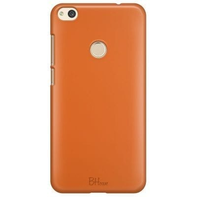 Tiger Orange Color Case Huawei P8 Lite