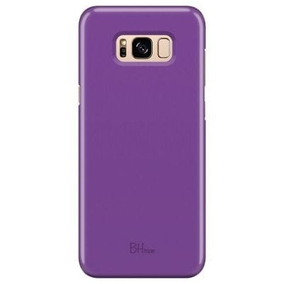 Violet Color Case Samsung S8 Plus