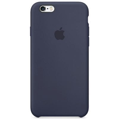 Apple Midnight Blue Silicone Case iPhone 6/6S
