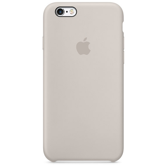 Apple Stone Silicone Case iPhone 6/6S