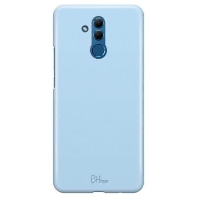 Baby Blue Color Case Huawei Mate 20 Lite