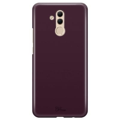 Blood Red Color Case Huawei Mate 20 Lite