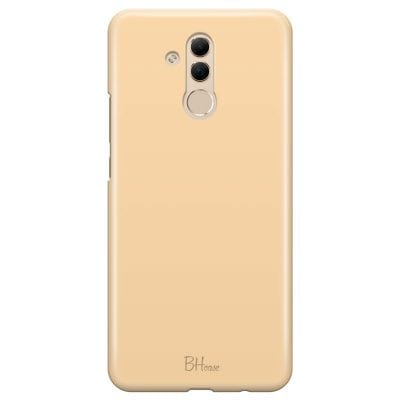 Champagne Color Case Huawei Mate 20 Lite