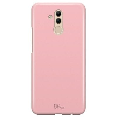 Charm Pink Color Case Huawei Mate 20 Lite
