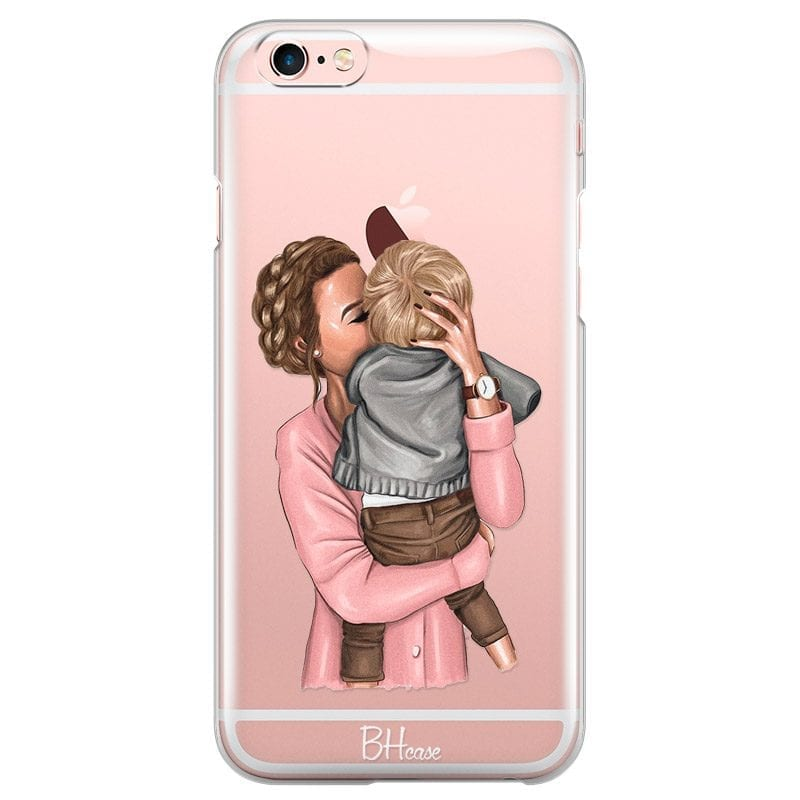 Mom With Baby Case iPhone 6/6S