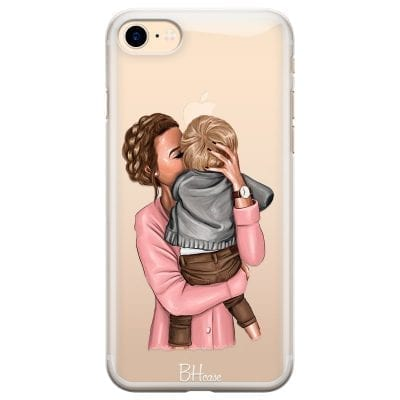 Mom With Baby Case iPhone 7/8